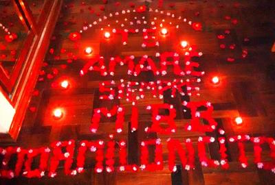 Hotel panamericano per for Cuartos decorados para aniversario